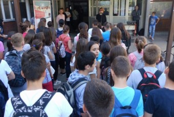 Open Day manifestation in Prijedor technical schools