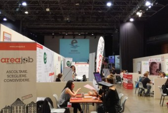 Smeb Project at the Jobbando Job Fair 2017