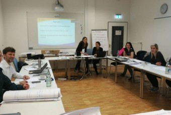 Representatives of Agency PREDA  participated partners' meeting