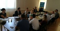 Evaluation meeting for applicants who passed the first selection process within EU Prolocal program